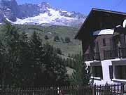 Mountain Bikers Accommodation on the Tour du Mont Blanc